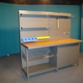 Deluxe workbench